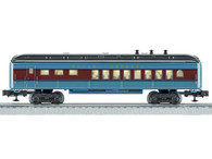 Lionel 6-25134 Polar Express Baby Madison Diner Car O Scale Model Trains