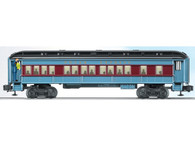 Lionel 6-36875 Polar Express Baby Madison Coach with Conductor Announcement O Scale