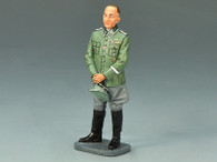 King & Country LAH107 Heydrich Standing with Hat World War II