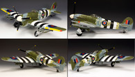King & Country RAF030 Hawker Typhoon MK 1B Fighter/Bomber World War II