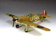 King & Country RAF0007 Hawker Hurricane MK I UF K Version LE400 World War II