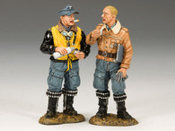 King & Country LW039 Coffe Break Luftwaffe World War II