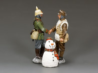 King & Country XM014-02 Merry Christmas Tommy World War I