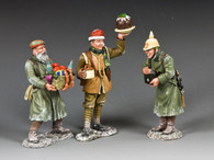 King & Country XM012-01 Christmas 1914 World War I