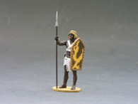 King & Country AE028 Nubian Slave Guard Ancient Egypt