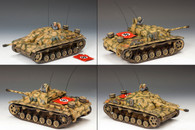 King & Country BBG049 Stug III AUSF G German Tank