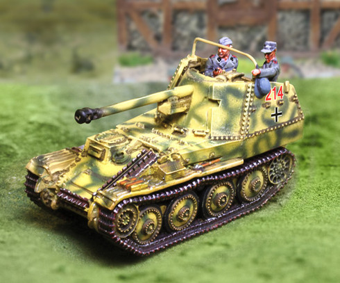 Collectors Battlefield CBG027 Marder III SS Armor Vehicle