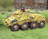 Collectors Battlefield CBG026 Puma SdKfz 234 SS Armor Vehicle