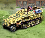 Collectors Battlefield CBG028 Hanomag SdKfz 251 SS Armor Vehicle