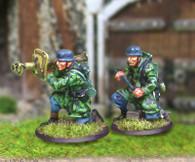 Collectors Battlefield CBG007 Fallschimjager Panzerschrek Team Set
