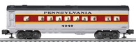 Lionel  6-35168 Pennsylvania Flyer 027 Streamlined Coach #4048