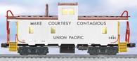 Lionel  6-27604 Union Pacific CA-4 Caboose