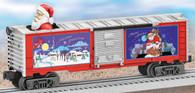 Lionel  6-36869 Bobbing Santa Boxcar