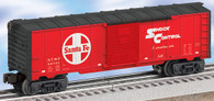 Lionel  6-26861 Santa Fe Boxcar with Diesel Trainsounds