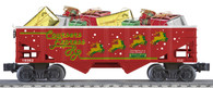 Lionel  6-19362 Coursers Christmas Hopper with Gifts