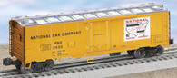 Lionel  6-27350 National Steel-Sided Refrigerator Car #2430