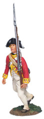 W Britain Soldier 17955 British 80th Foot Marching No.1