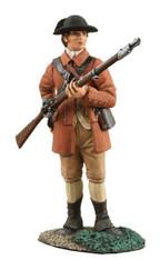 W Britain 18057 Colonial Militia at Port Arms No.2