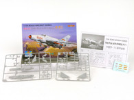Trumpeter WP 01325 Chinese T-7 II Fighter 1:144 Scale Aircraft Model Kit