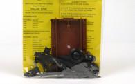 Hartland Locomotive Works 15000 Make & Take Flat Car Kit G Scale