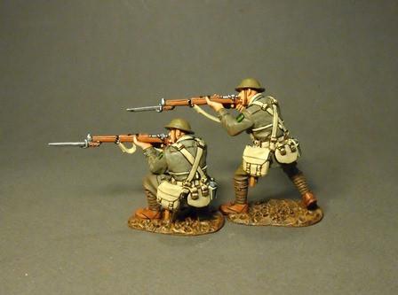 John Jenkins Designs GWA-06(53) Battle of Amienns 60th Battalion Australian Imperial Force