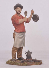 Andrea Black Hawk FW-0402 Cook The Cowboys Toy Soldiers