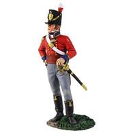 W Britain 36144 British 1st Foot Guard Battalion Company Office No.1
