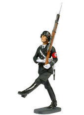 Andrea Black Hawk BH0403 LAH Goose Stepping Soldier German WWII