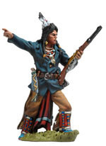 Andrea Black Hawk BH0103 Crow Scout Curly