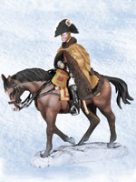 Andrea Black Hawk BH1004 Ney on Horseback