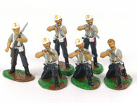 Trophy Miniatures ZS53 British 24th in Shirt Sleeve Order
