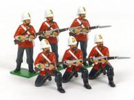 Trophy Miniatures ZS3B At The Ready Zulu War