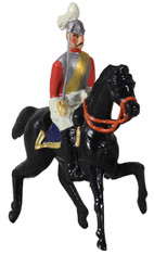 WBritain Toy Soldier 49032 British 1893 1st Life Guards Officer, Piece 54mm