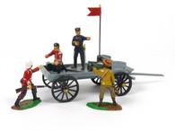 Trophy Miniatures BD5 The Quartermaster Says No