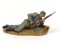First Legion GERSTAL002 German Heer Infantry Laying Loading Rifle