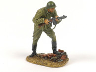 First Legion RUSSTAL005 Russian Infantry Standing with PPSH41
