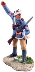 WBritain Soldier 27032  British Dismounted Camel Corps NCO Wounded No. 1