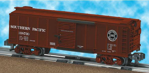 American Flyer Lionel  6-48354 Southern Pacific Boxcar S Gauge