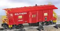 American Flyer Lionel  6-48728 Southern Bay Window Caboose S Gauge