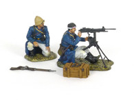 Thomas Gunn FFL016C French Foreign Legion Machine Gun Set Bandage