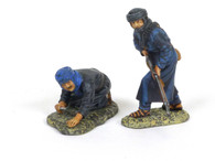 Thomas Gunn FFL012 French Foreign Legion Arabs Firing Wounded