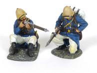 Thomas Gunn FFL005B French Foreign Legion Kneeling Seated Pith Hat