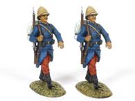 Thomas Gunn FFL011D French Foreign Legion Legionaries Marching