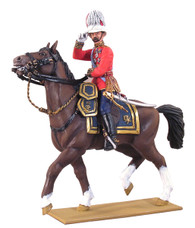 WBritain 22002 Lord Kitchener Mounted Delhi Durbar