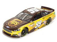 Lionel Nascar Carl Edwards #99 UPS 2013 Fusion Color Chrome