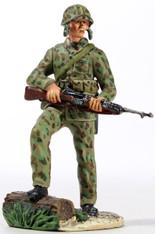 WBritain Soldier 10037 U.S. Marine Raider World War II 1943 - 1945