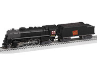 Lionel 6-81304 Canadian National LionChief Plus 4-6-4 Hudson Steam Locomotive