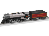 Lionel 6-81308 Canadian Pacific LionChief Plus 4-6-2 Pacific Steam Locomotive