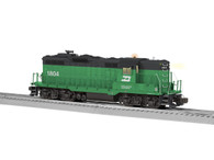 Lionel 6-82785 Burlington Northern GP9 Diesel #1804 Locomotive