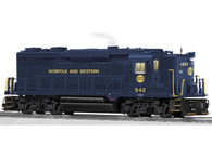 Lionel 6-82137 Norfolk & Western Legacy Hi-Nose GP30 Diesel Locomotive #542 (Blue)
